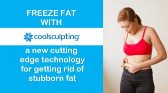 Reduce Stubborn Fat - Coolsculpting