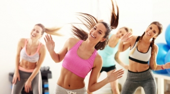 Dancing For Fun and Fitness