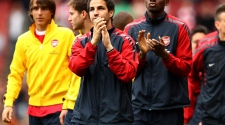 Arsenal Reject Barcelona's Latest Approach for Fabregas
