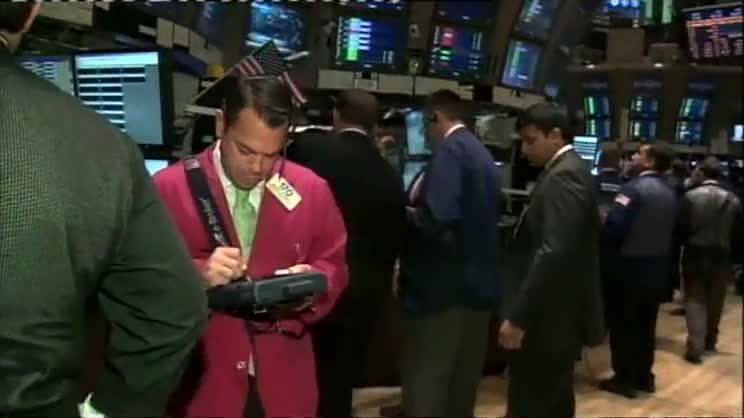 Wall Street numbers plunge