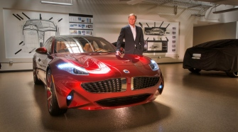 China's Wanxiang Wins Fisker Auction With $149.2 Million Bid