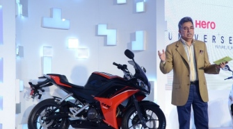 Hero's pre-Auto Expo madness, unveils 5 new bikes