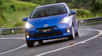Prius retains crown as 'king of hybrids'