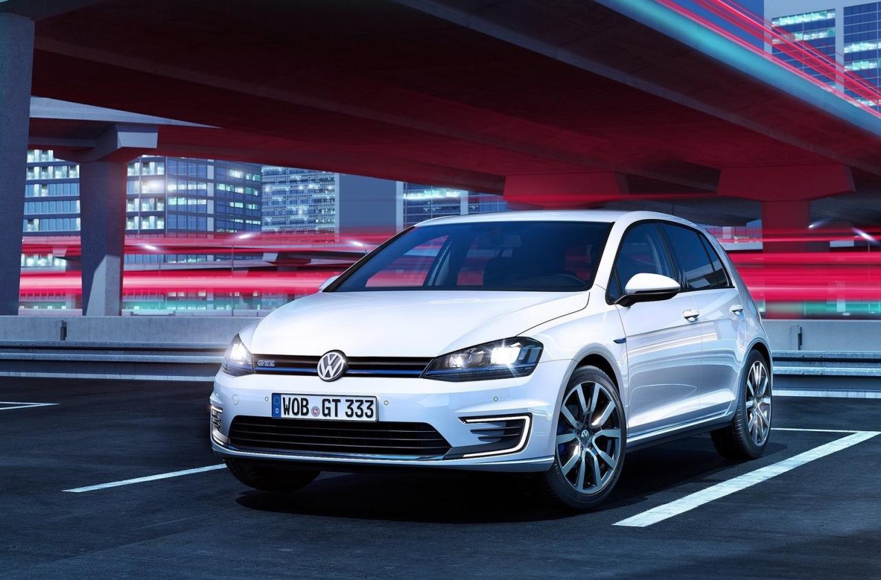 Volkswagen plug-in hybrid Golf GTE coming in 2014