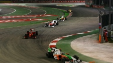 Watch An F1 Race In Style In Singapore