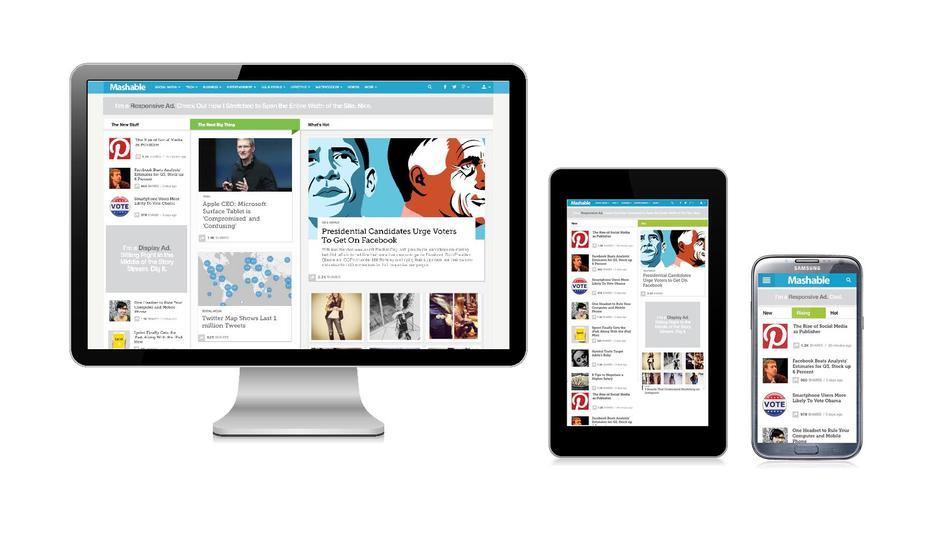 Web Design: Design Of Responsive or Adaptive Web Sites - Which To Choose?