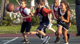 Sports Benefits for Children