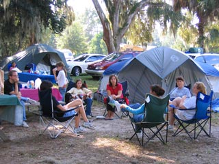 How To Ensure Your Camping Trip Will Go Smoothly