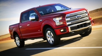 How The 2015 Ford F-150 Lost 700 Pounds