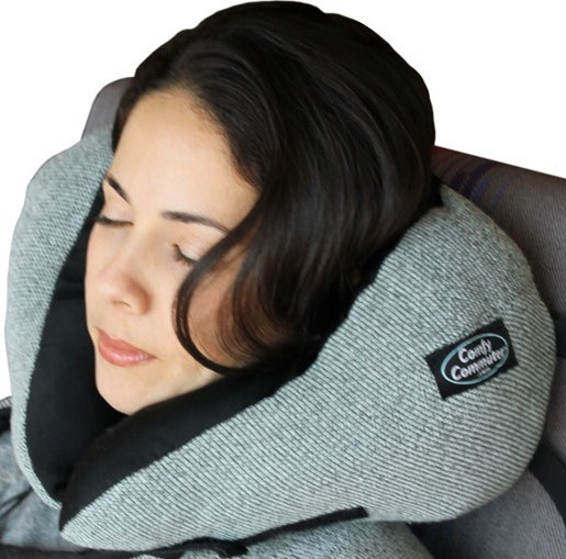 Instructions to Make Your Own Comfy Travel Pillow
