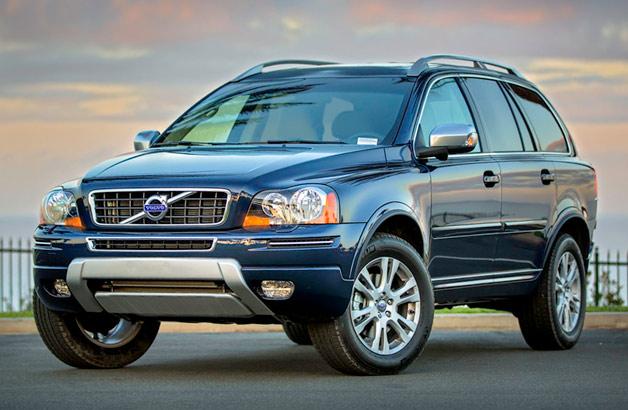 XC90: Volvo's Safest SUV Model Yet