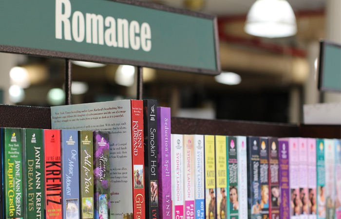 It's A Romance Reader's World