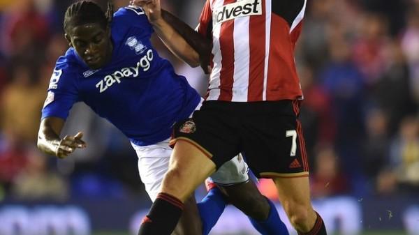 Soccer - Capital One Cup - Second Round - Birmingham City v Sunderland - St Andrews