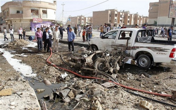 Handfuls Killed In Bombings Across Iraq