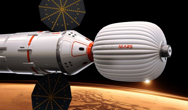 NASA Mars Mission Rocket Set For 2018 Dispatch