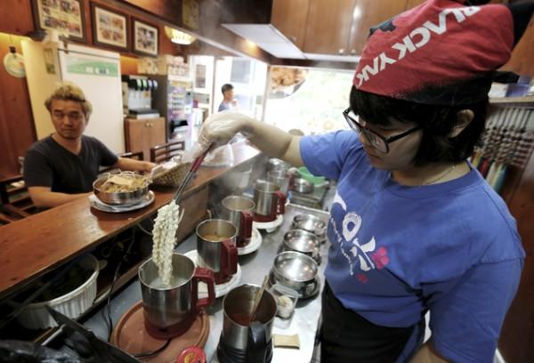 South Korea Dark Side of the Noodle