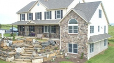 Stone Veneer Siding- As Good As The Real Thing