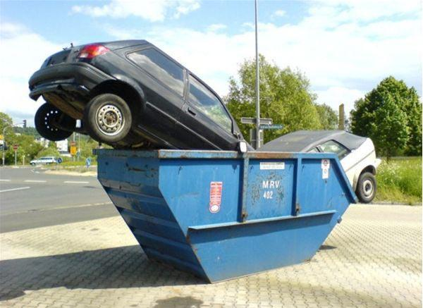 Where To Sell The Junk, Old and Unused Cars