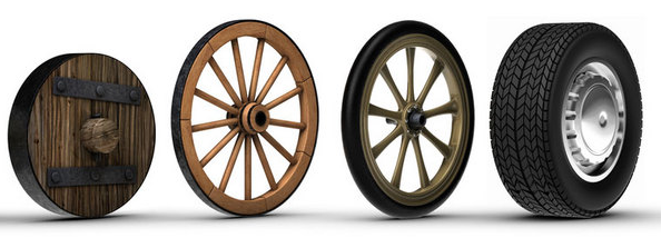 How Have Car Tyres Changed Over The Years