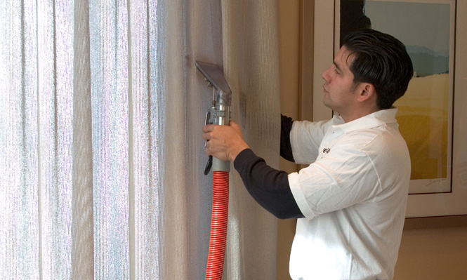 Easy and Reliable Cleaning Of Your Draperies