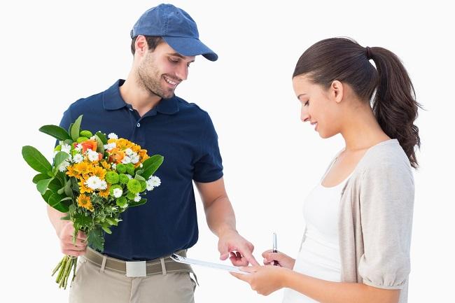 online flower deliver