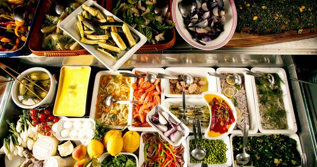 Food Guide For Frequent Travellers!