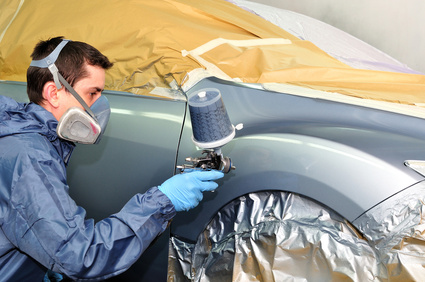 Automotive Paint Repair Helps Keep Your Vehicle In Good Condition