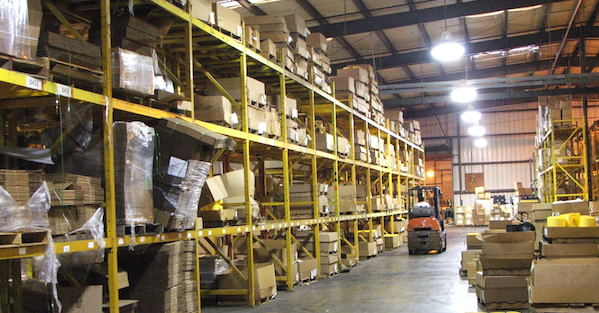 People Can Store Perishable Items In Warehouse