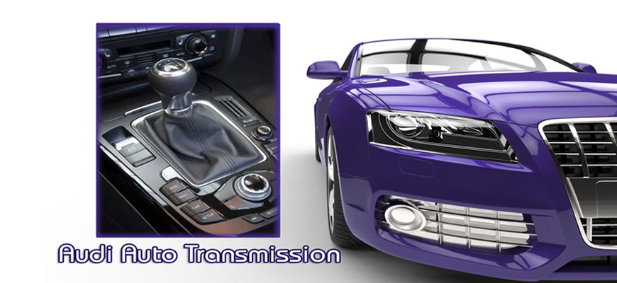 Audi Auto Transmission