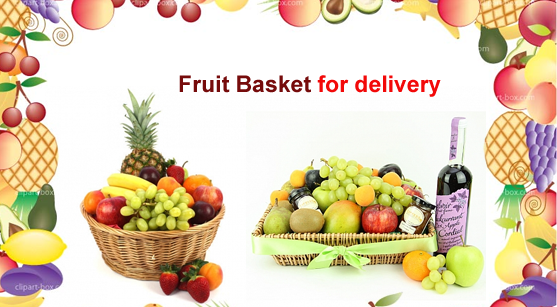 A Basket Of Health and Beauty