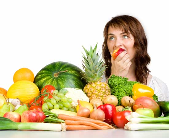 5 Healthy Tips For A Balanced Diet