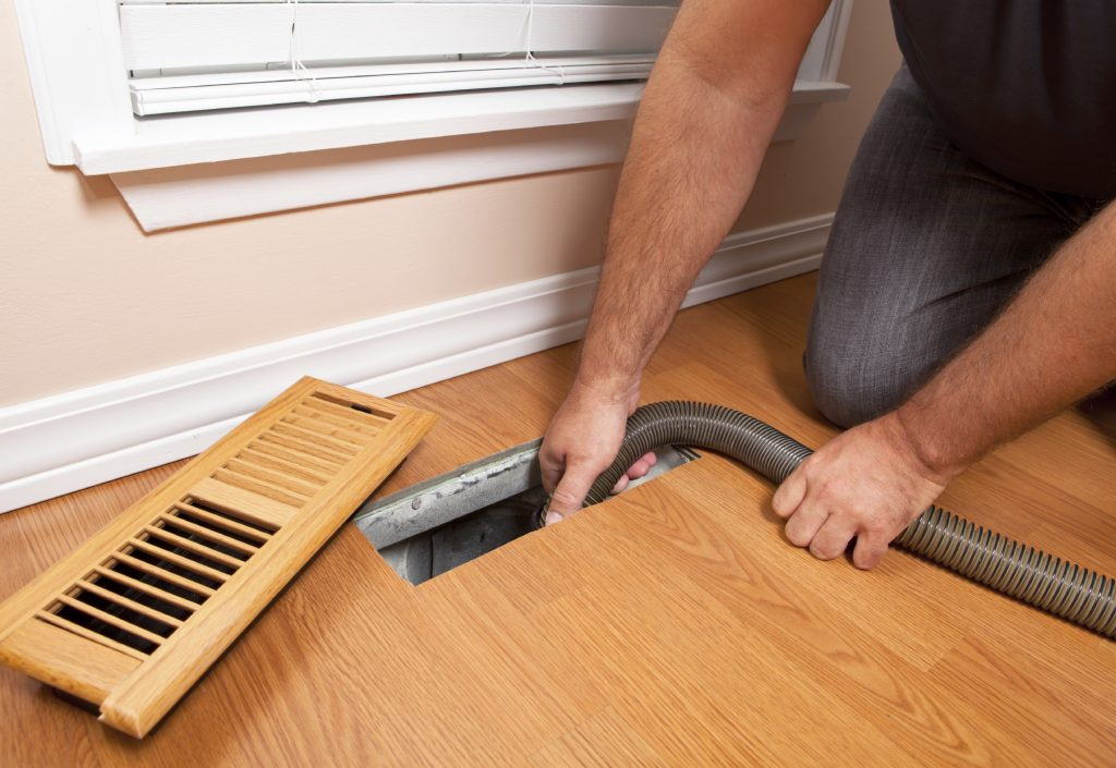 Do I Need My Air Ducts Cleaned?