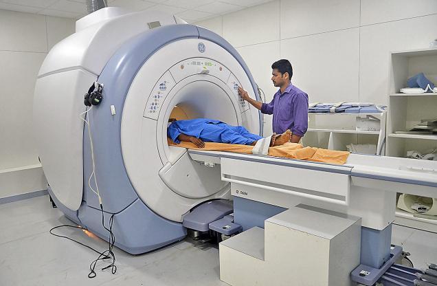 Magnetic Resonance Imaging: MRI Scan