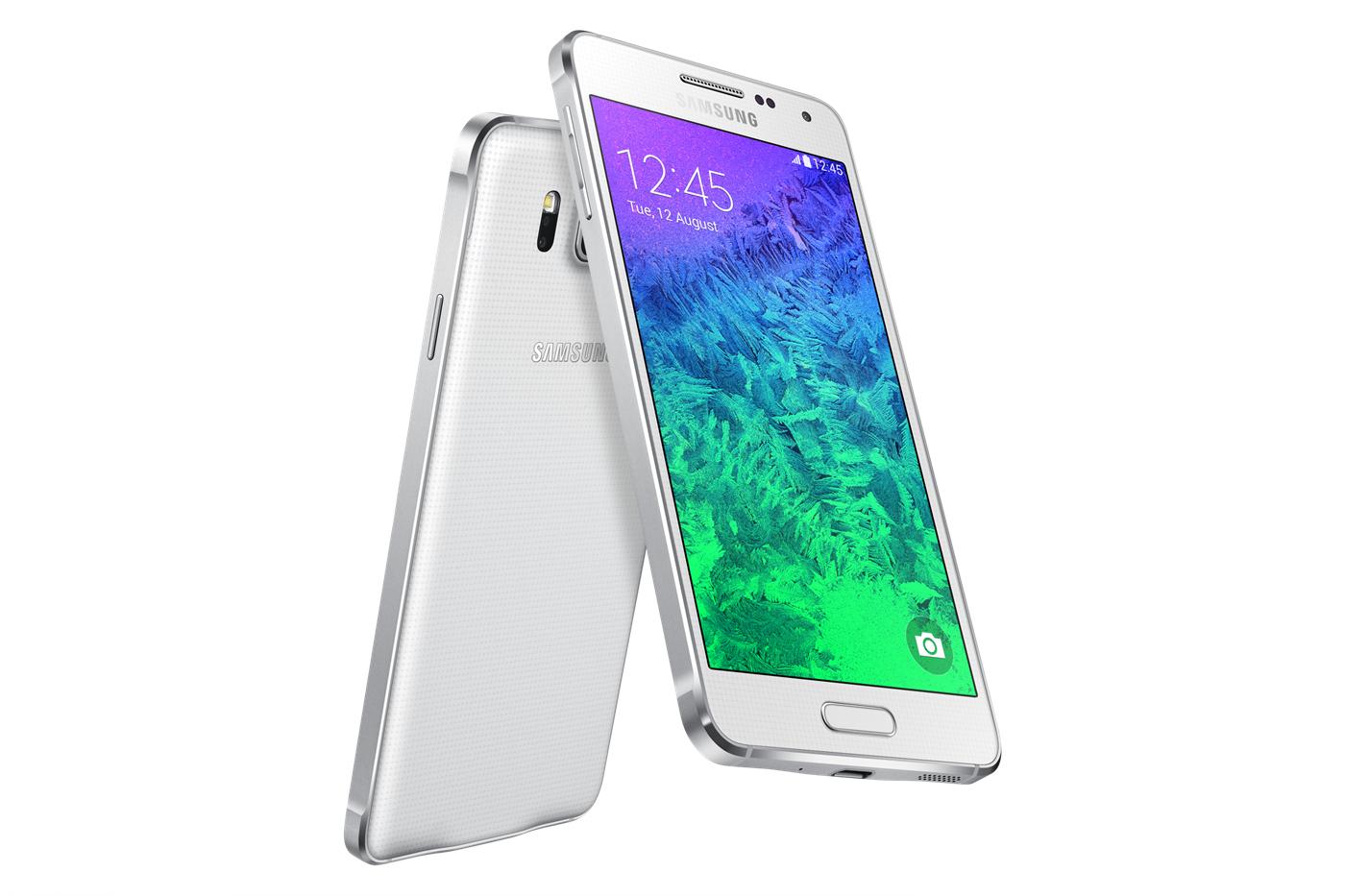 Samsung Galaxy Alpha: New Approach & New Design