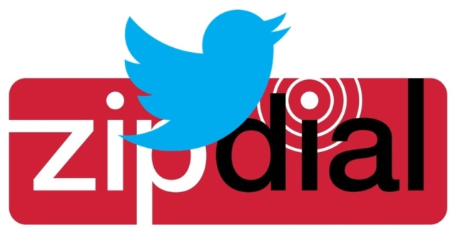 Twitter Acquires Indian Startup Zip-Dial