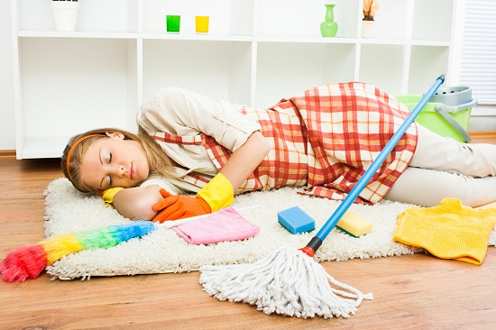 How To Confront Carpet Cleaning and 3 Other Dreaded Household Tasks