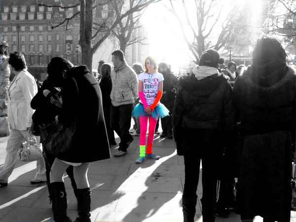 Top Tips For Standing Out In A Crowd
