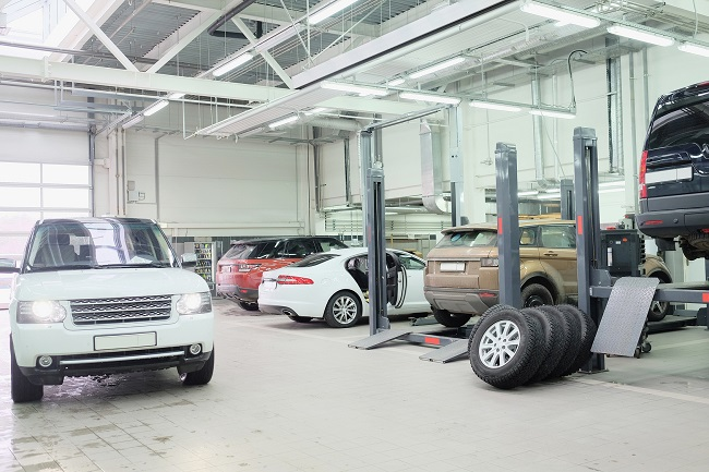 Range Rover Services