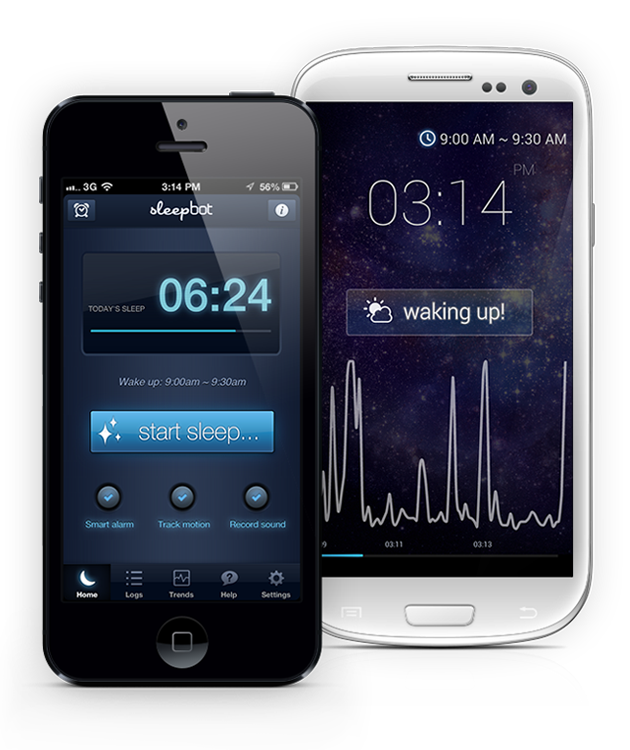 Wonderful SleepBot App Invented To Keep Track On Sleep Cycle Alarm Accurately
