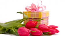 flowers as gift