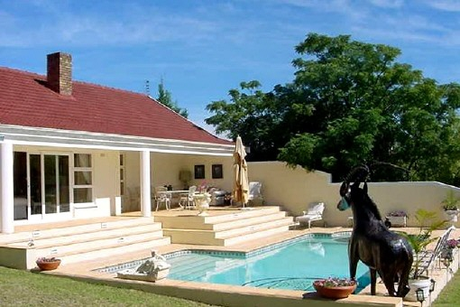 Staying In The Beautiful Somerset West