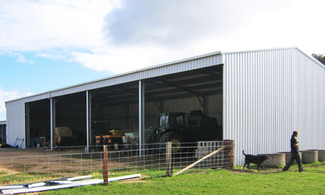 Things You Should Know Before Doing Construction Of Farm Sheds