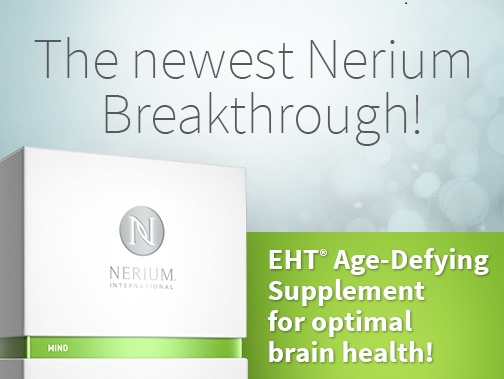 Arrest Mental Aging and Strengthen The Mind With EHT Supplement