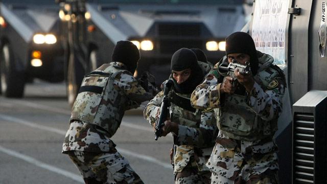Security Forces Arrest Scores Of Suspected Militants