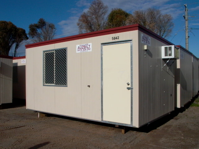 Transportable Buildings - Fast, Cheap and Durable