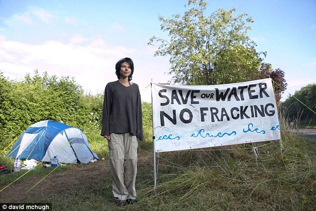 Natalie's Views On Fracking Procedures
