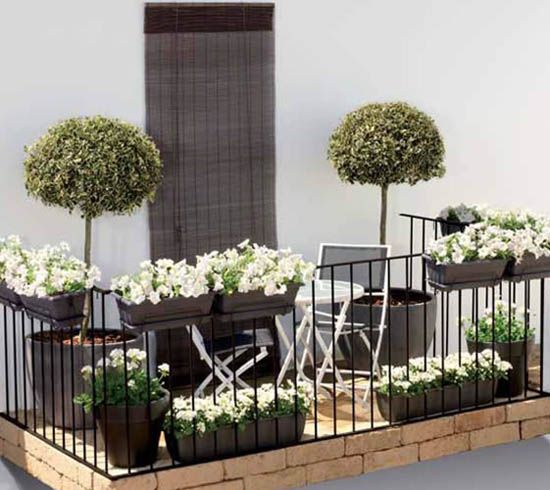 Make Your Balcony A Paradise