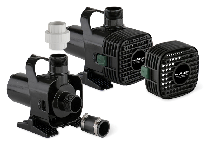 Enhance Your Home's Aquatic Scenery With Water Pumps