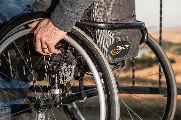 Entrepreneurs with disability