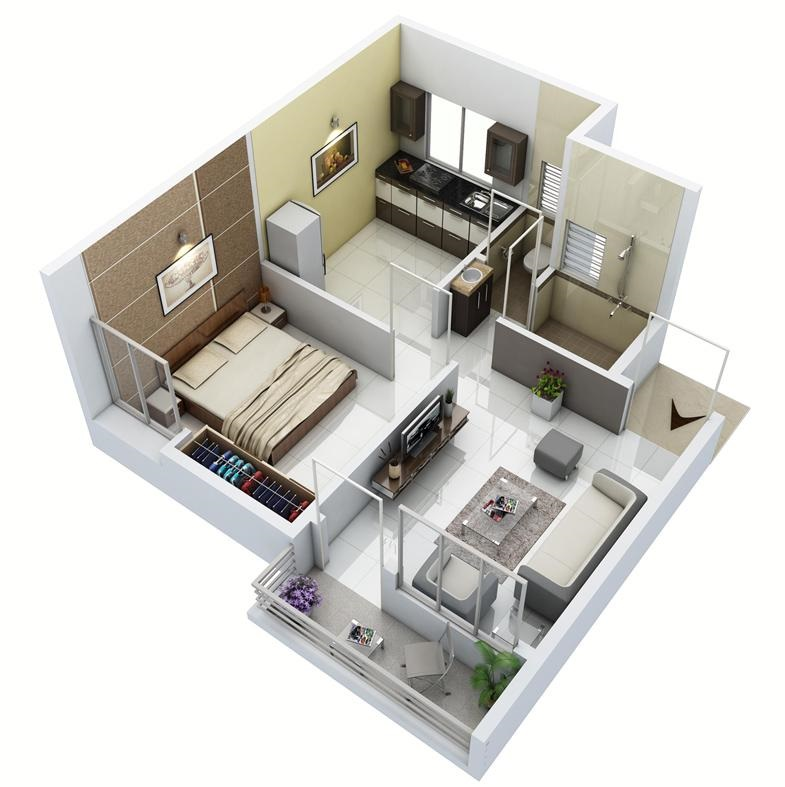 Compact Homes..The Future Of Demand Trend In Real Estate India